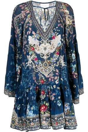 Camilla Women Dresses - Dreams of Midsummer flared dress