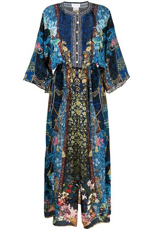 Camilla Women Party Dresses - Dreams of Midsummer silk dress