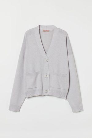 H&M Women Cardigans - Fine-knit Cardigan