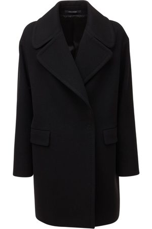 Tagliatore 0205 Astrid Wool & Cashmere Blend Coat
