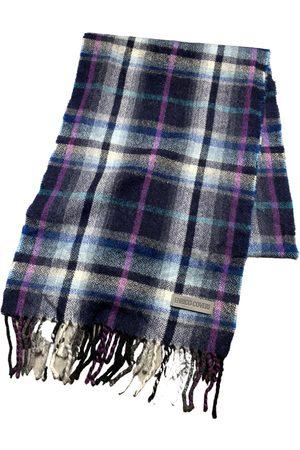 Enrico coveri Wool scarf & pocket square