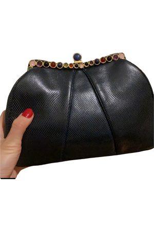 Judith Leiber Lizard clutch bag