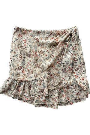 Sézane Spring Summer 2020 mini skirt