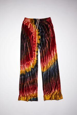 Acne Studios FN-MN-TROU000538 Tie dye sweatpants