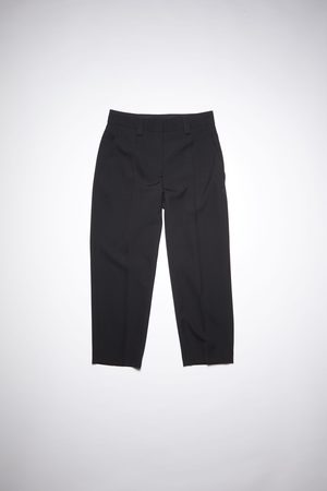 Acne Studios FN-WN-TROU000291 Tapered wool-blend trousers