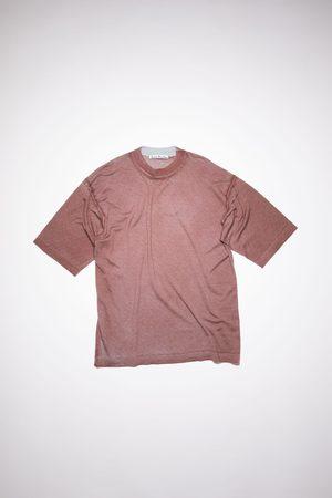 Acne Studios Men T-shirts - FN-MN-KNIT000295 Wool knit t-shirt