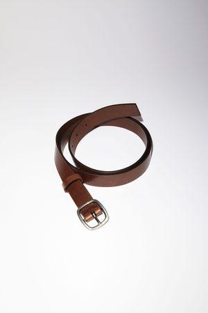 Acne Studios Women Belts - FN-UX-ACCS000032 Classic leather belt