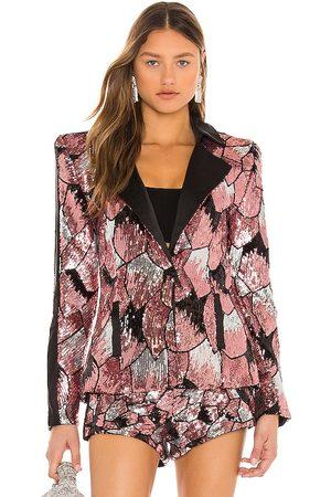 Zhivago Women Blazers - Mallwolf Jacket in Blush.