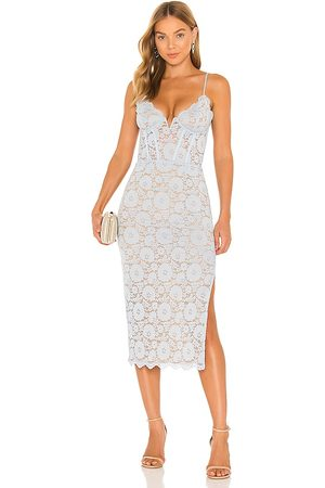 V. Chapman Women Bodycon Dresses - Giselle Dress in Baby .
