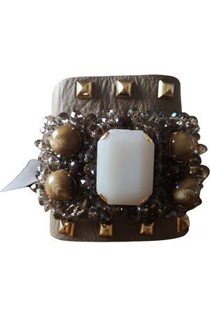 GEDEBE Leather bracelet