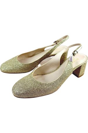 Minelli Glitter heels