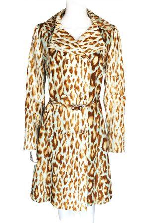 Dior Silk trench coat
