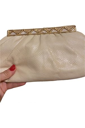 Judith Leiber Lizard handbag