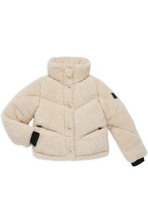 SAM. Girl's Sherpa Puffer Jacket