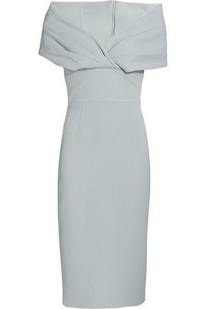 Catherine Regehr Off-The-Shoulder Eva Dress