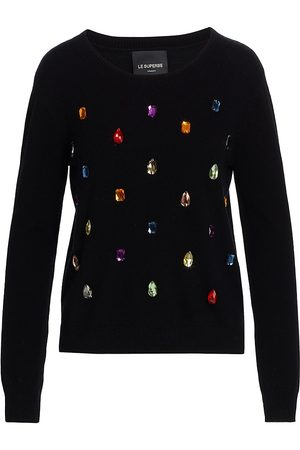 Le Superbe Crown Jewels Sweater