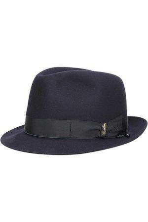 Borsalino Charlait Small Brim Felt Hat