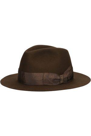 Borsalino Men Hats - Superior Quality Beaver Felt Hat