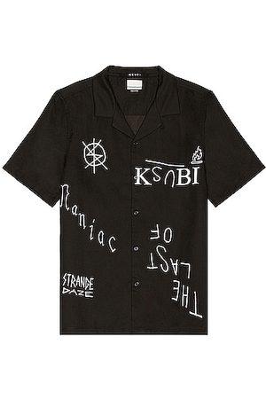 KSUBI Men Short sleeves - Last Maniac Resort SS Shirt in