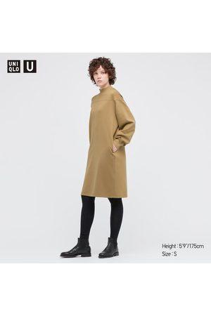 UNIQLO Women's U Extra Fine Merino Ribbed Leggings, , XXS