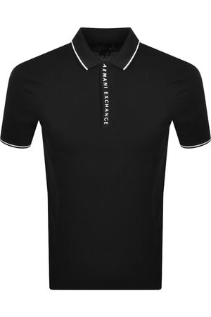 Armani Short Sleeved Polo T Shirt