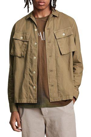 AllSaints Strathmore Long Sleeve Shirt