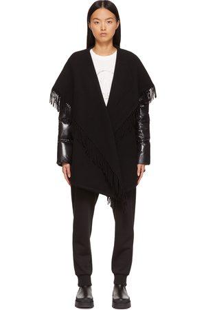 Moncler Down Wool Cardigan
