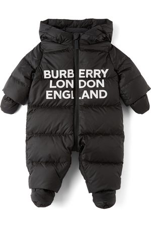 Burberry Baby Down N6-River Puffer Snowsuit