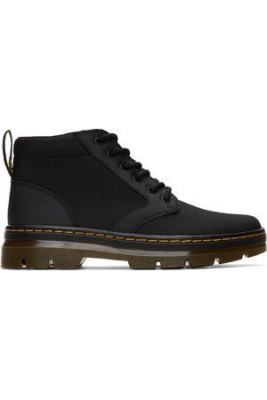 Dr. Martens Black Bonny Poly Boots