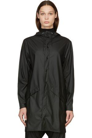 Rains Waterproof Long Rain Jacket