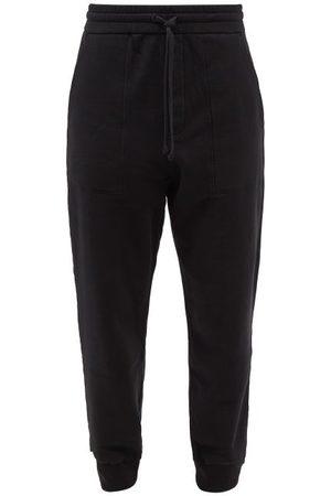 Nanushka Shay Drawstring Organic-cotton Track Pants - Mens