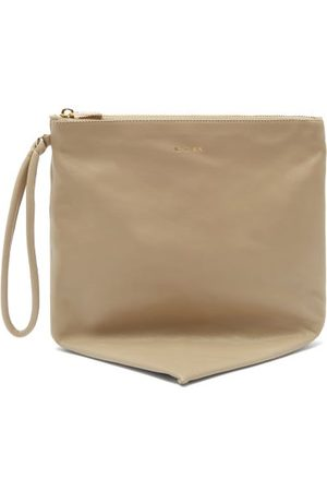 A.P.C. X Suzanne Koller Leather Pouch - Womens