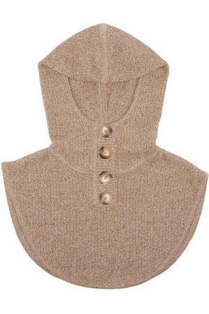Ruslan Baginskiy Hooded Cotton-blend Snood - Womens