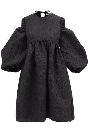 Cecilie Bahnsen Janessa Puff-sleeve Cloqué Dress - Womens