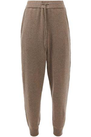 Le17septembre Homme Men Pants - Drawstring-waist Wool Trousers - Mens