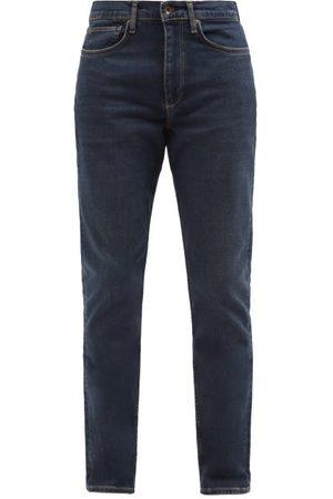RAG&BONE Men Slim - Fit 2 Loopback-denim Slim-leg Jeans - Mens - Dark