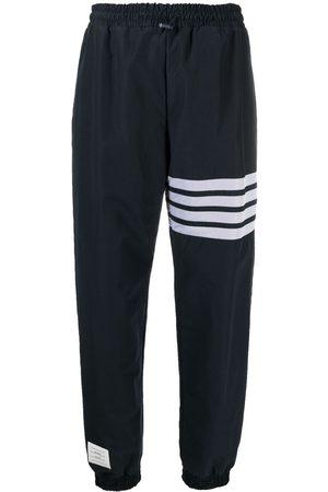Thom Browne Women Sweatpants - 4-Bar Stripe shell track pants