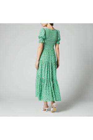 KITRI Women Printed Dresses - Women's Persephone Shirred Floral Dress