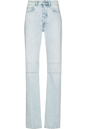 OUR LEGACY Women Straight - Extended linear cut jeans