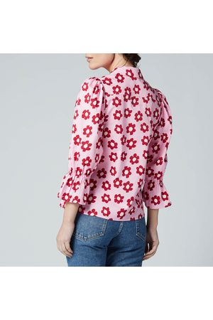 KITRI Women Tops - Women's Bretta Floral Cotton Top