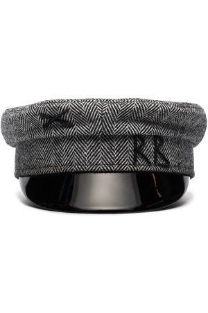 Ruslan Baginskiy Boys Hats - Baker Boy hat - Grey