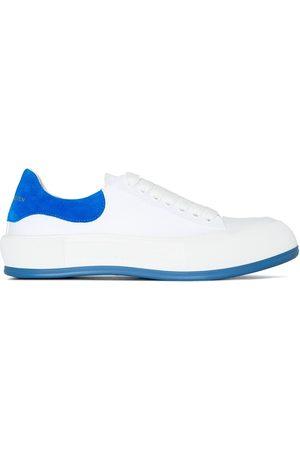 Alexander McQueen Deck plimsole sneakers