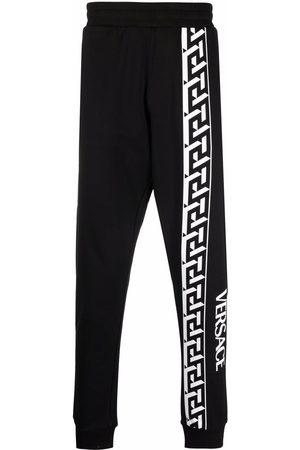 VERSACE Greca-print track pants
