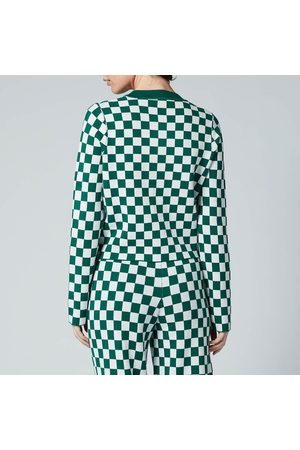 KITRI Women Cardigans - Women's Talulla Checker Knitted Cardigan
