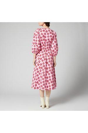 KITRI Women Printed Dresses - Women's Medora Floral Cotton Dress