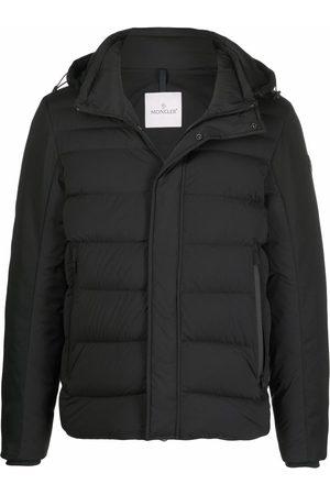 Moncler Leterrier padded hooded jacket