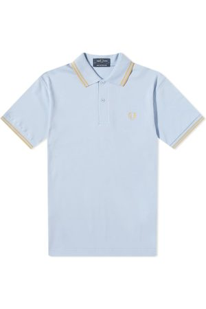 Fred Perry Fred Perry Reissues Original Twin Tipped Polo