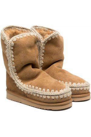 Mou Eskimo shearling boots