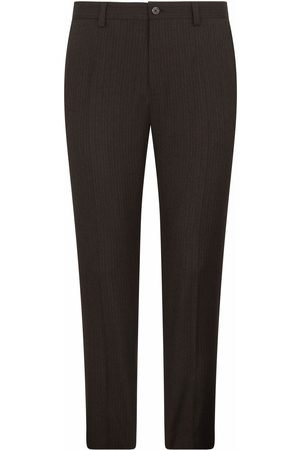 Dolce & Gabbana Men Formal Pants - Striped tailored trousers