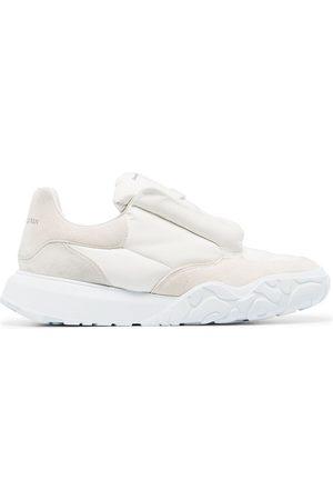 Alexander McQueen Oversized New Court low-top sneakers